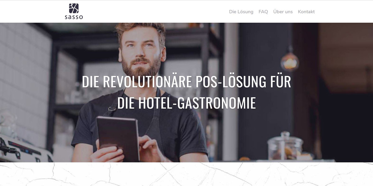 POPP-UP Webdesign | Sasso IT