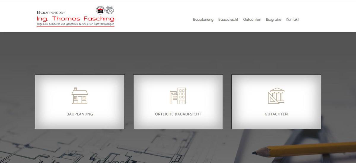 POPP-UP Webdesign | SV Fasching